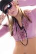 Sonnenbrillenportrait von Annika