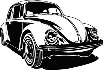 Vector VW Bug