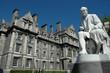 Trinity College in Dublin City, Ireland