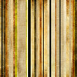 roleta: Grunge striped background over canvas texture