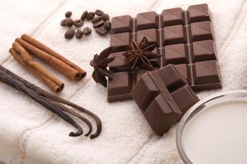 chocolate spa