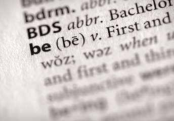 """be"". Many more word photos for you in my portfolio...."