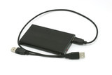 Portable external HDD hard disk drive  poster