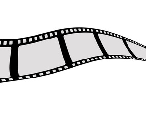 illustration of filmstrip