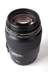 Macro lens close up. 100 mm 2.8 macro