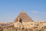 Fototapeta piramida - podróż - Starożytna Budowla