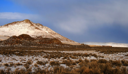 High Desert Winter