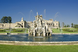 The Perseus and Andromeda fountain at Witley Court  poster
