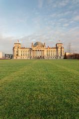 Reichstag am Nachmittag 02