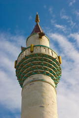 Minarettspitze