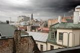 Old Riga rooftops, Latvia - 5812794