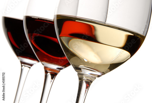 canvas print picture Colors of Wine