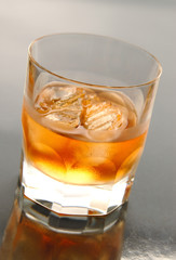 Rum on the Rocks