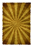 old paper background with sunbeam for your messages and designs poster