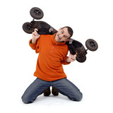 Sport extreme planche a roulettes poster
