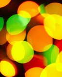 defocused a background. Multicolour background. poster