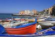 Fischerboote an der Westküste Siziliens