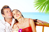idyllic couple poster