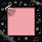 scrapbook music poster