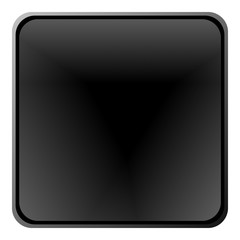 black square aqua button