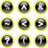 symbol icons poster