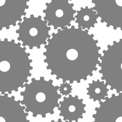 Background seamless - Gears 2