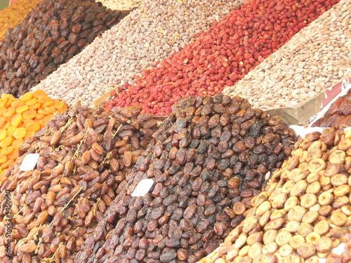 fruit sec maroc