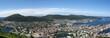 Panorama Bergen@norway