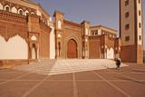 Mosque in Agadir, Morocco poster