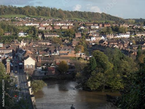 the River Severn in Bridgnorth