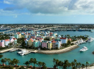 wiew of Nassau