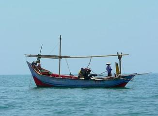 Javanese fishboat