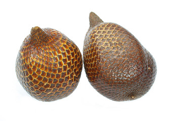 snake fruit or salak fruit