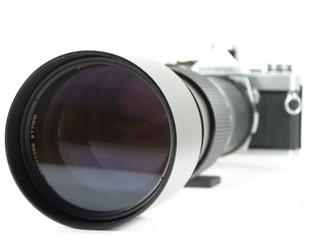 35mm Camera Frontal