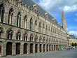 Ypres / Ieper / Ypern - Cloth Hall and Grote Market