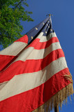 American Civil War Union flag poster