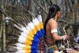 American Native dancer - 5895791