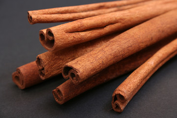 cinnamon isolated