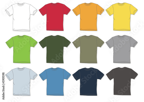 Tshirt all colors