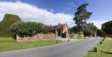 The stately home of packwod house warwickshire poster