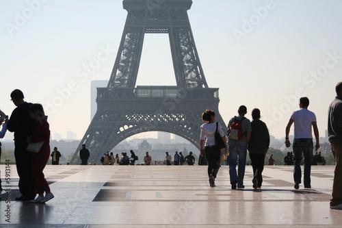Parigi - Tour Eiffel