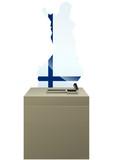 Election finlandaise poster