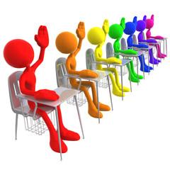 Full Spectrum Classroom