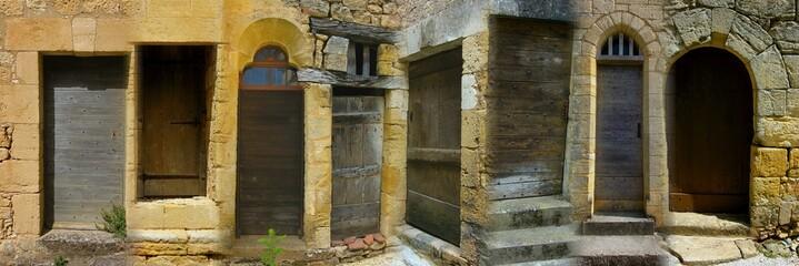 8 portes
