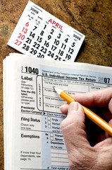 Preparing the IRS Forms