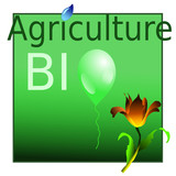 agriculture bio poster