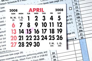 Tax Form and Calendar Reminder