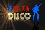 disco feeling poster