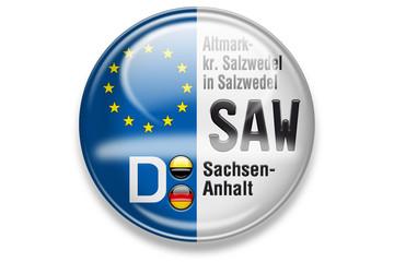 Autokennzeichen: SAW, Altmarkkreis Salzwedel in Salzwedel