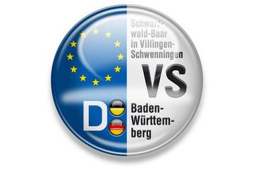 Autokennzeichen: VS, Schwarzwald-Baar in Villingen-Schwenningen